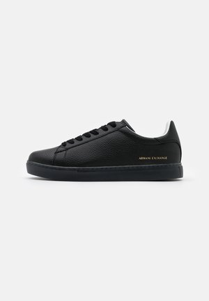 CLEAN CUPSOLE - Sneakers basse - black