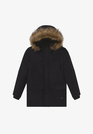 STORM DROP  - Winter coat - black