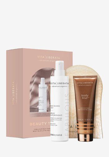 VITA LIBERATA BEAUTY TO GLOW GITSET - Skincare set - medium