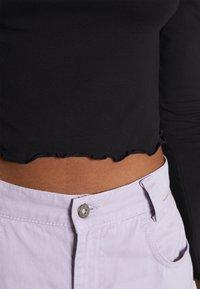 Even&Odd - 2 PACK - Maglietta a manica lunga - black/blue - 5