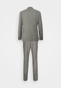 Calvin Klein Tailored - PRINCE OF WALES SUIT - Suit - grey - 12