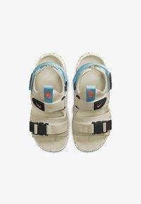 Nike Sportswear - CANYON SLIDE - Sandals - desert sand/brt mango-lagoon pulse-black-sail - 1