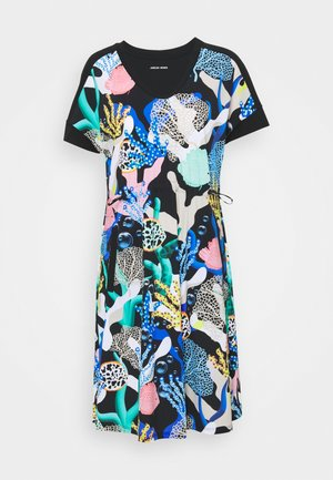 Jersey dress - bermuda bay
