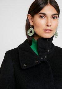 Esprit Collection - FEMININE COAT - Classic coat - black - 4