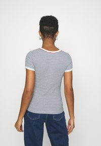 Lee - GRAPHIC TEE - Print T-shirt - washed blue - 2