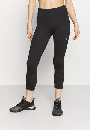 RUN FAVORITE - 3/4 Sporthose - black