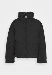 Pinko - FIORE CABAN - Light jacket - black - 6
