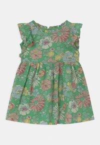GAP - SET - Skjortklänning - carmel green - 0