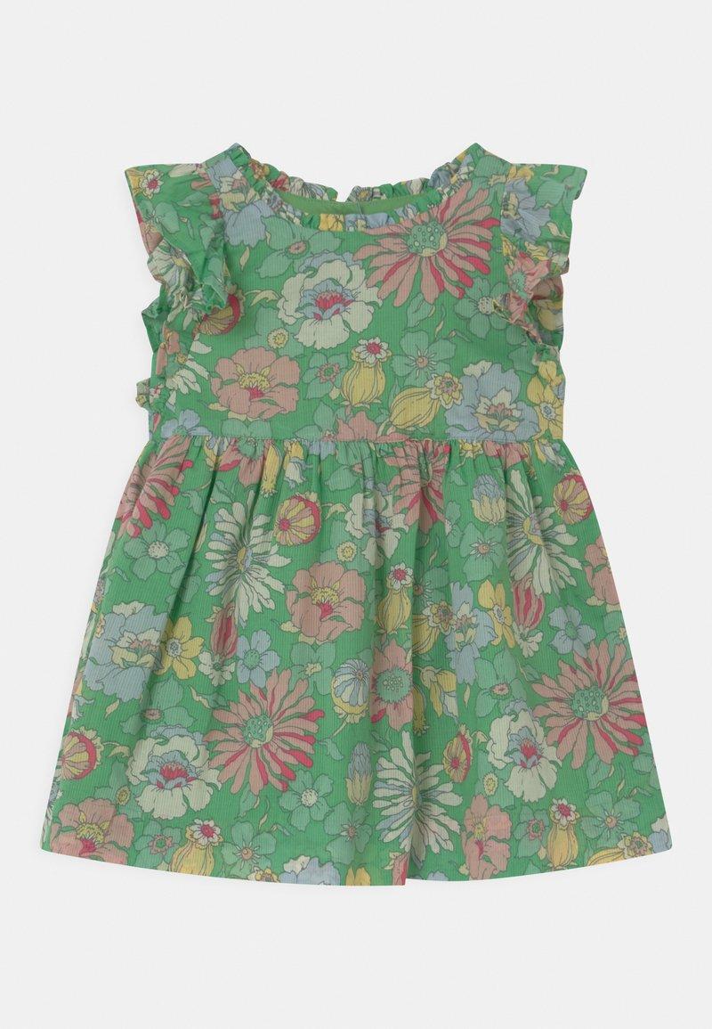 GAP - SET - Skjortklänning - carmel green