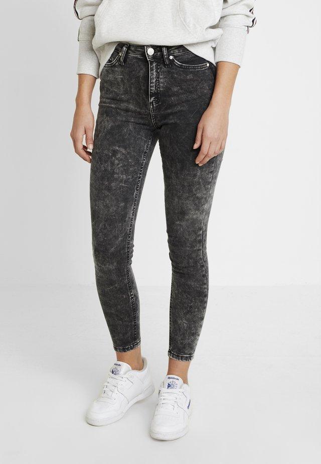 ACID - Jeans Skinny Fit - black