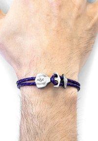 Anchor & Crew - DELTA - Bracelet - purple - 0