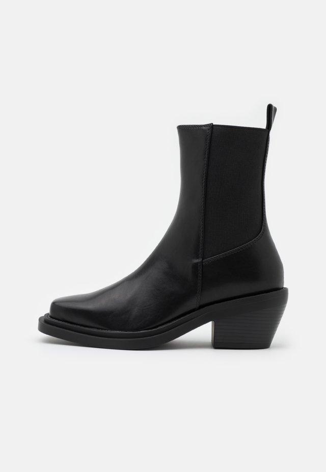ODETTE - Kotníkové boty - black