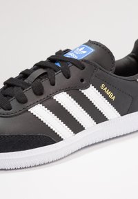 adidas Originals - SAMBA  - Tenisky - core black/footwear white - 2