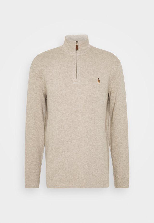ESTATE - Stickad tröja - tuscan beige heat