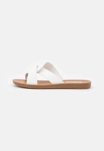 REALM - Ciabattine - white