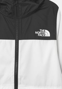 The North Face - LOBUCHE SULPHUR UNISEX - Cortaviento - white/black - 2
