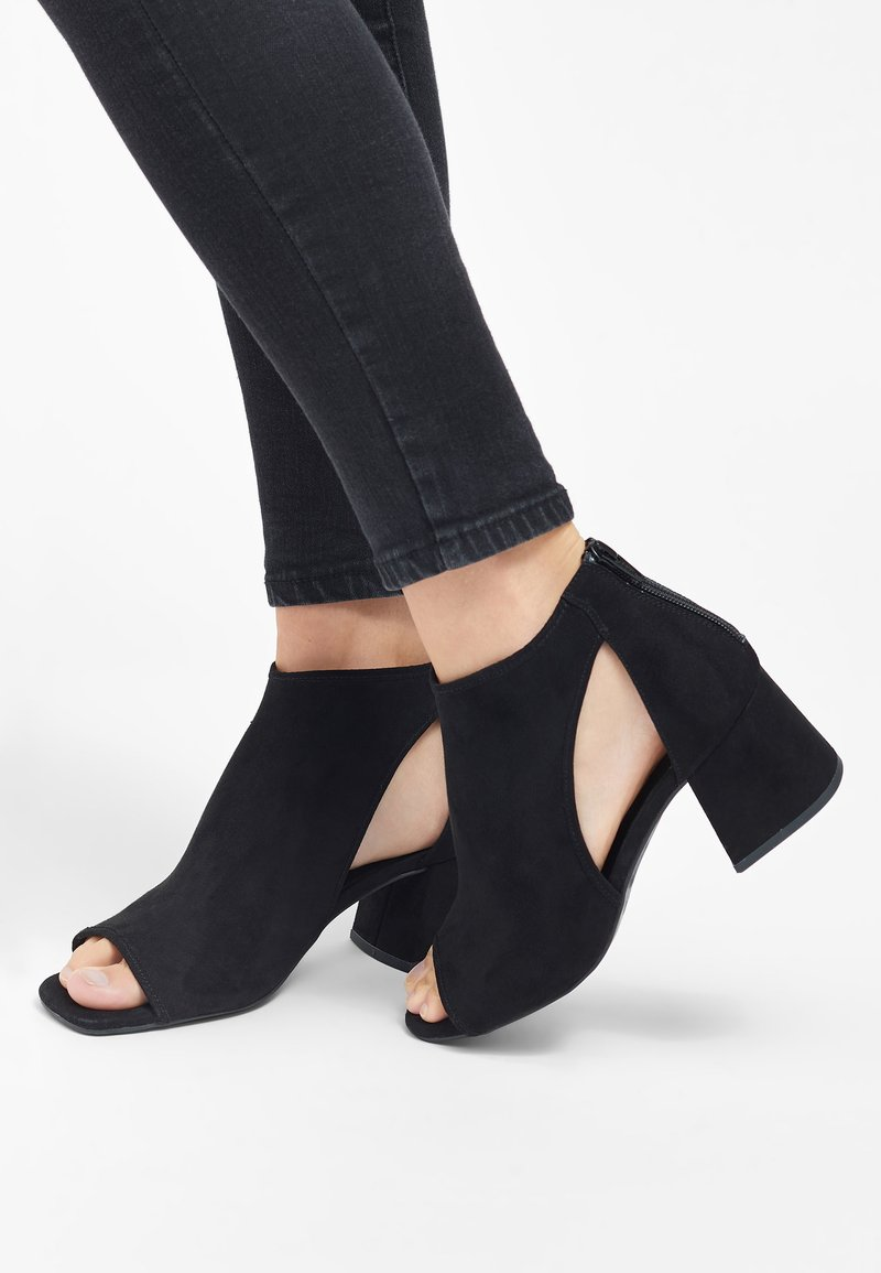 Next - Ankle boots - black
