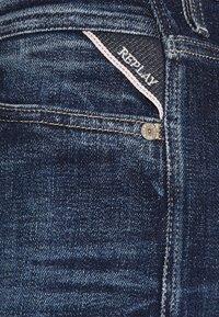 Replay - JONDRILL AGED - Slim fit jeans - dark blue - 6