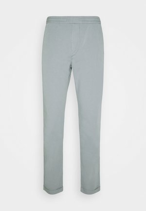 ELASTICATED WAIST TROUSER - Chinos - stone