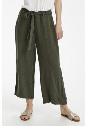 KALINY  - Trousers - grape leaf