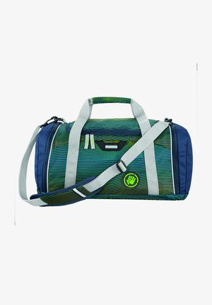 SPORTERPORTER - Sports bag - soniclights green