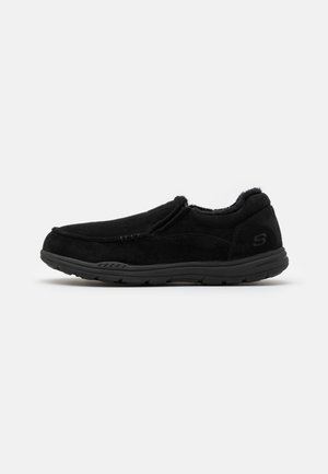 EXPECTED X - Mocassins - black