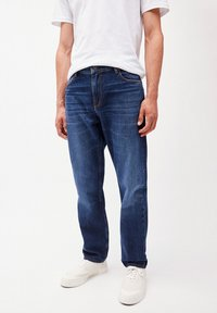 DYLAAN - Straight leg jeans - blue authentic
