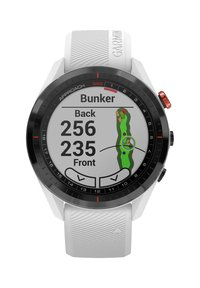 "Garmin - GARMIN GPS-GOLFUHR ""APPROACH S62"" - Heart rate monitor - white - 0"