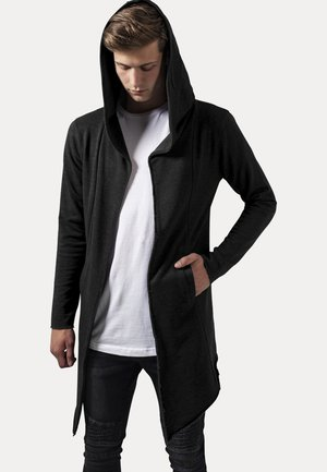 Zip-up sweatshirt - charcoal