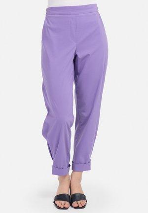 Trousers - helllila