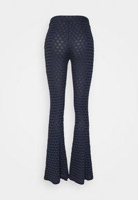 Libertine-Libertine - DRONE TROUSER - Trousers - blue - 1