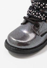 Primigi - Lace-up ankle boots - canna fuc/nero - 2