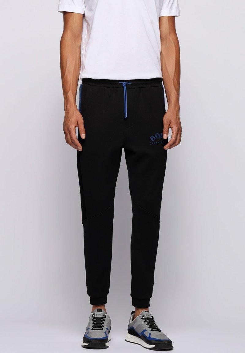 BOSS - HADIKO - Pantaloni sportivi - black