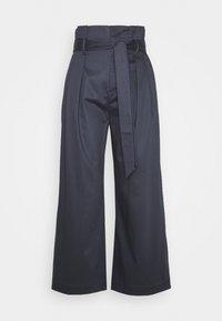 BLANCHE - FIERA SUMMER PANTS - Pantalon classique - graphite - 0