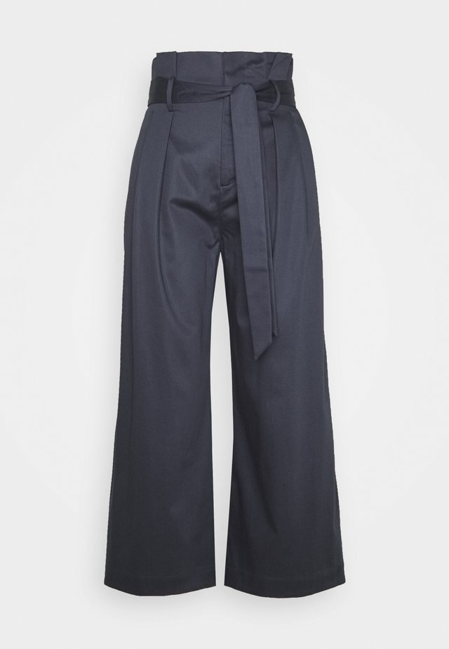FIERA SUMMER PANTS - Trousers - graphite