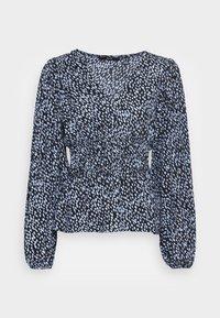 Vero Moda Tall - VMTANIA TALL - Long sleeved top - black - 3