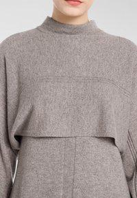 Apart - Robe en jersey - taupe - 3