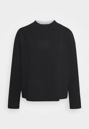 ZEORY - Pitkähihainen paita - black