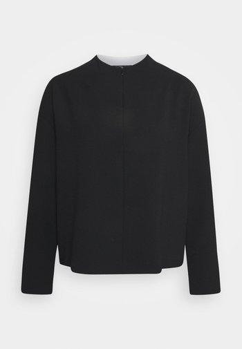 ZEORY - Long sleeved top - black