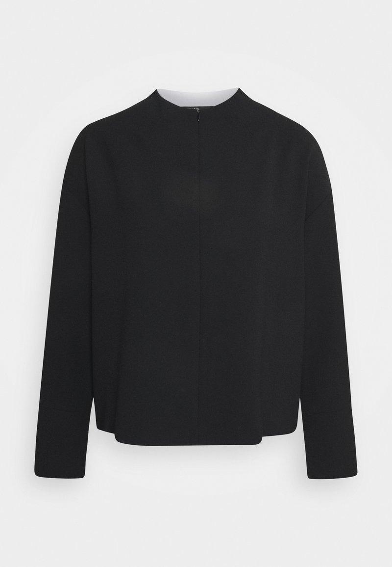 someday. - ZEORY - Long sleeved top - black