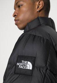 The North Face - HOTSE JACKET  - Piumino - black white - 4