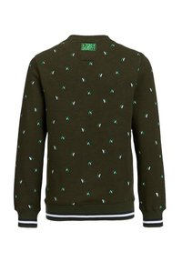 WE Fashion - Sweatshirt - dark green - 1