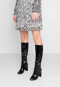 RAID - MARION - High heeled boots - black - 0