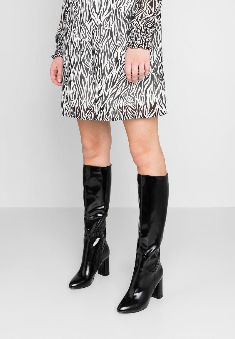 RAID - MARION - High heeled boots - black