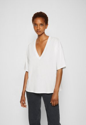 TYRESE - T-shirt - bas - white