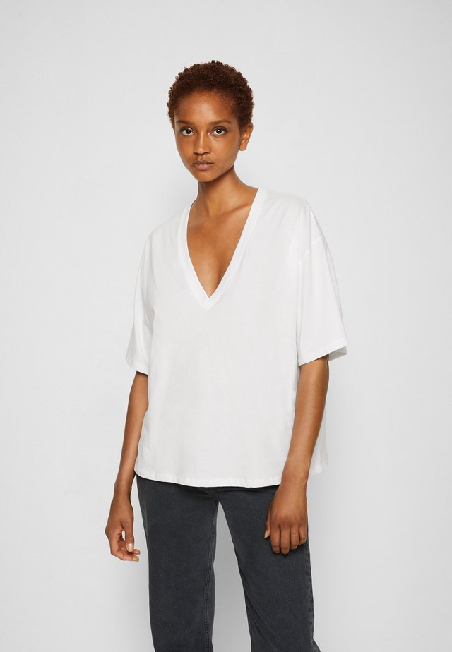 TYRESE - T-shirt basique - white