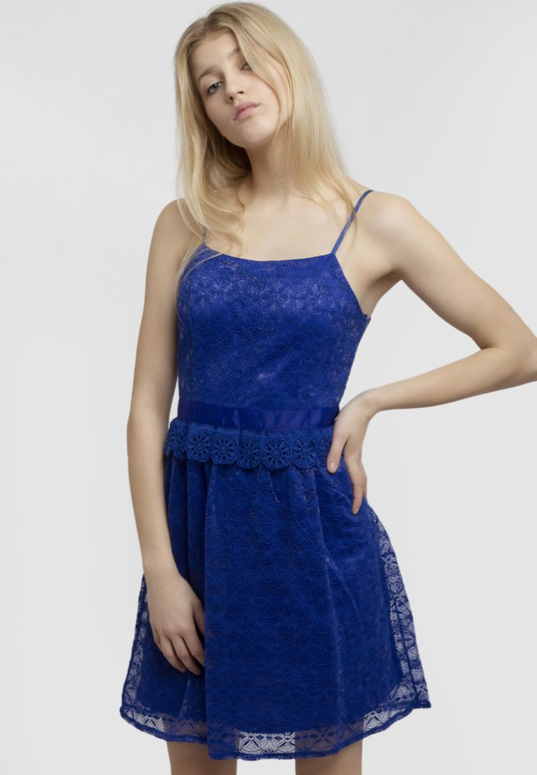 Cheapest Women's Clothing Apart Cocktail dress / Party dress blue hdjbdO5EL