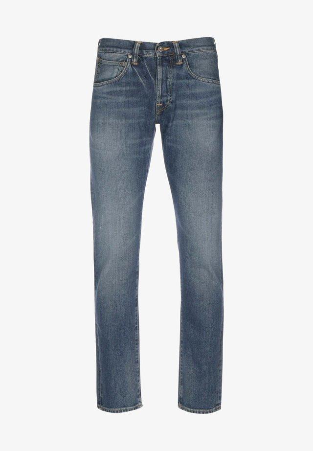 Straight leg jeans - blue ariki wash