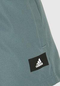 adidas Performance - SHORT - Urheilushortsit - blue oxide - 2