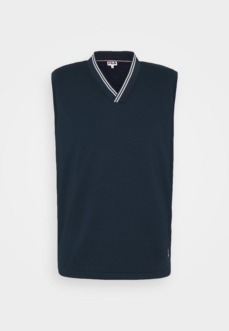 Fila - SLIPOVER PAUL - Linne - peacot blue
